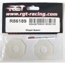 R86189 RGT Slipper Spacer 2pcs RC Car 1/10