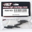 R86183 RGT Gear Shaft Set RC Car 1/10