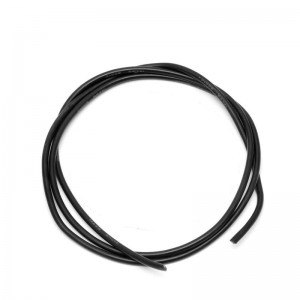 Silicone Wire 14AWG - Black (10cm)