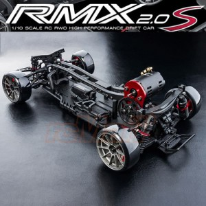 MST RMX 2.0 S 1/10 Drift Car Kit RWD Electric