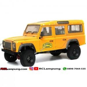 Boom Racing Defender Landrover,Team Raffee D110 Wagon 1/10 4WD ARTR