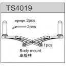 Body Mount - TS4019