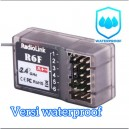 Radiolink R6F 6Ch Waterproof Receiver 2.4GHz RC6GS RC4GS RC4G RC3S T8F
