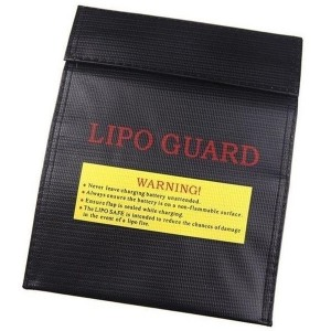 Lipo Safety Bag Protection Battery Charging Fireproof