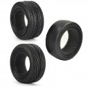 Rubber Tyre Wheel On Road Tire 1/10 RC Car Touring Aphalt