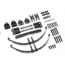 BRLC7064 Rear Leaf Spring Per Daun Conversion Kit for BRX01