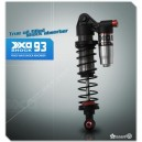 [GM21107] XD PIGGYBACK SHOCK 93MM (2PCS)