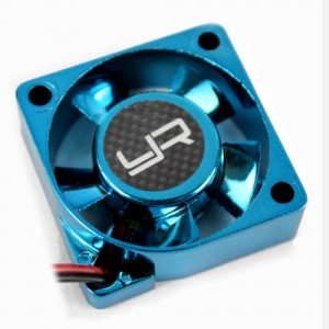 YA-0180bu Tornado High Speed Cooling Fan (blue) for Motor Heat Sink (30x30x10mm)