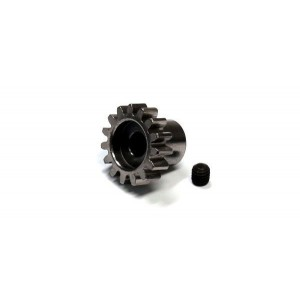 [32P15T] Pinion 15t 32 Pitch (shaft 5mm) baja